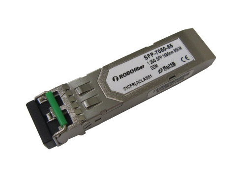1000Base-ZX 50Km single-mode Gigabit SFP (SFP-7050-55)