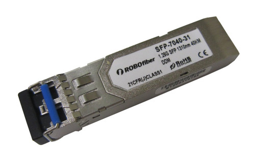 1000Base-LHX 40Km single-mode Gigabit SFP (SFP-7040-31)