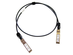 10G SFP+ Direct Attach Cable, passive, twinax copper, 1m length, SFP-10G-01C