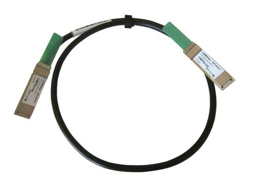 QSFP-40G-01C QSFP+ 40G direct attach passive copper cable, 1m length (QSFP-40G-01C)