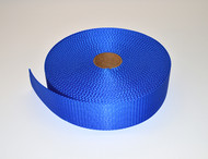 "2"" Blue Nylon Webbing"