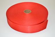 "2"" Red Nylon Webbing"