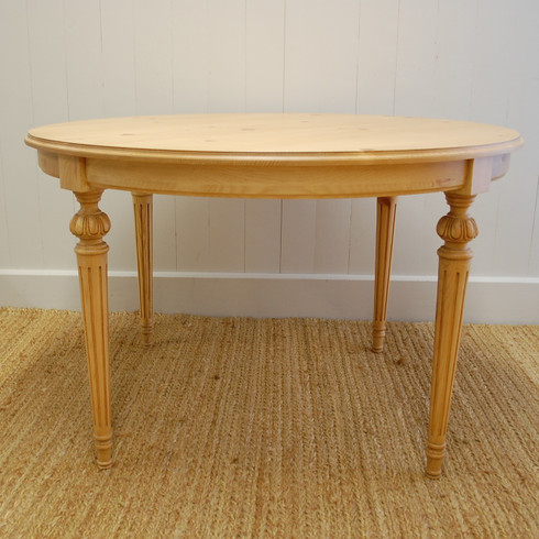 French Table- English Pine