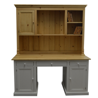Kitchen Desk and Hutch