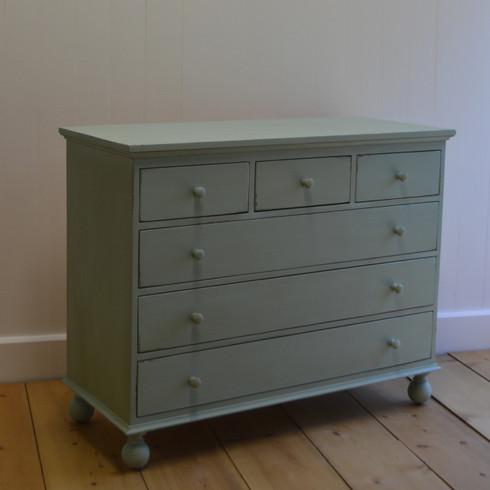 Saundra Dresser- Aqua