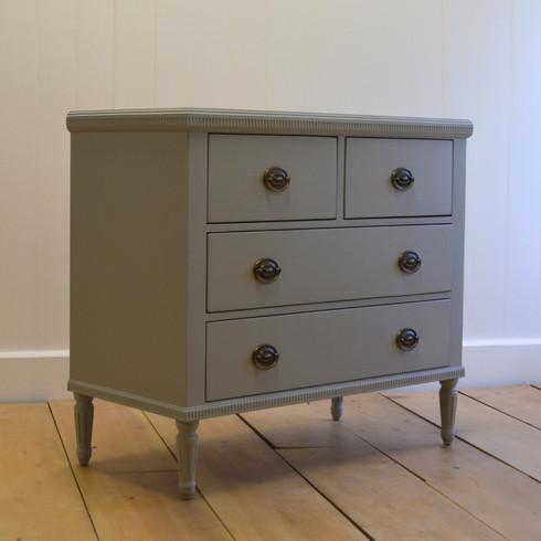 Madeline Dresser - Sage Gray