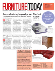 Furniture Today's 2014 Bedding Forecast