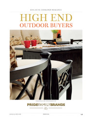 Casual Living's Consumer Buying Trends: High-End Outdoor Buyers, 2015