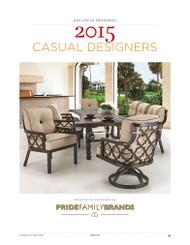 Casual Designers' Report, 2015