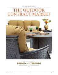 Casual Living - The Outdoor Contract Market, 2014