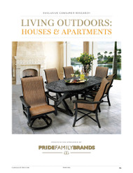 Living Outdoors: Houses and Apartments, 2013