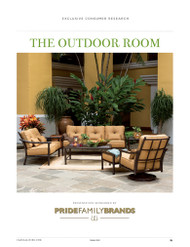 Casual Living and HGTV's The Outdoor Room Consumer Report, 2012