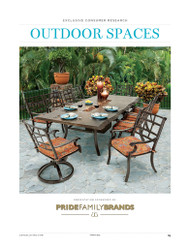 Outdoor Spaces report, 2015
