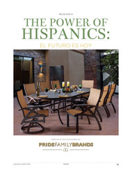 Casual Living's The Power of Hispanics: El futuro es hoy, 2014