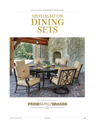 Spotlight on Dining Sets, 2014