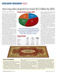 Home Accents Today Area Rug Market Projections