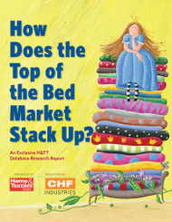 Home & Textiles Today Database: Top-of-bed linens, 2015