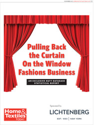 Home & Textiles Today Database: Window Treatments, 2015