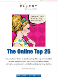 2015 Top 25 Online Retailers of Home Textiles
