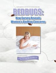Bedbugs: New Survey Reveals Women's Bedbug Concerns