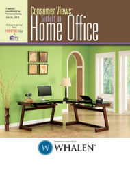 Furniture Today's Consumer Views:  Spotlight on Home Office, 2010