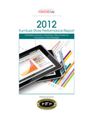 Furniture Today's Furniture Store Performance Report, 2012
