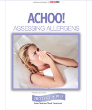 Furniture Today's Achoo! Assessing Allergies, 2014