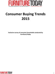 Consumer Buying Trends 2015