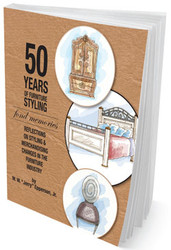 """Jerry Epperson's """"Fifty Years of Furniture Styling"""""""