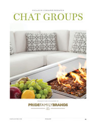 Casual Living Chat Groups report, 2016