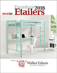Furniture Today's Leading E-tailers, 2016