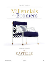 Casual Living's 2017 Millennials vs. Boomers Outdoor Living Report