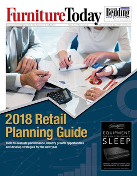 Furniture Today's 2018 Retail Planning Guide