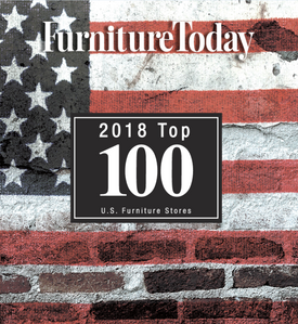 Furniture Today's Top 100 Furniture Stores, 2018