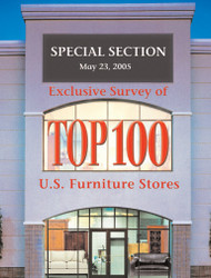 Furniture Today's Top 100 Furniture Stores - 2005