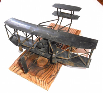 WRIGHT FLIER AIRPLANE MODEL - Wright Brothers Airplane