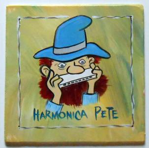 HARMONICA PETE by Poor Ol' George™