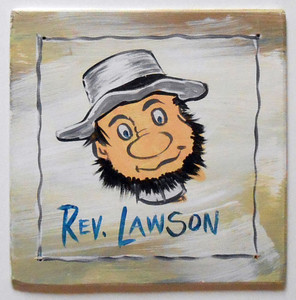 REV LAWSON by Poor Ol' George™