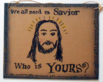 Who's your Savior? by Jaybird