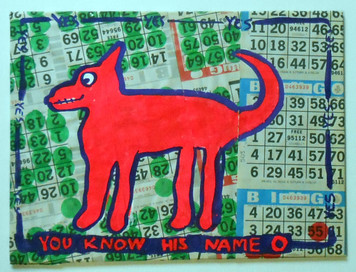 BINGO the Dog by Jaybird