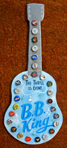 B B KING The Thrill is Gone GUITAR by George Borum
