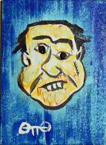 My Friend Jimmy by Otto Schneider