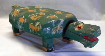 TURTLE CARVING by ROSE KRINKE