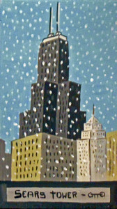 SEARS TOWER - Willis Tower - A BEST SELLER!! by Otto