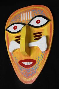 Folk Art 3-D Mask #578  -   by George Borum