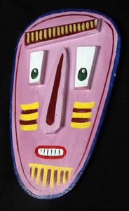 Folk Art 3-D Mask #575  -   by George Borum
