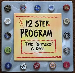 12 STEP PROGRAM - 2 - Six-Packs A Day! - 2601