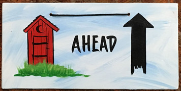 OUTHOUSE - AHEAD - 2620