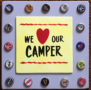 WE LOVE OUR CAMPING FRIENDS - 2625