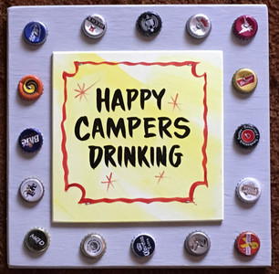 HAPPY CAMPERS DRINKING - # 2639